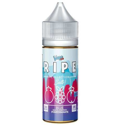 Ripe Collection-Blue Razzleberry Pomegrantate Ice Salt Nic