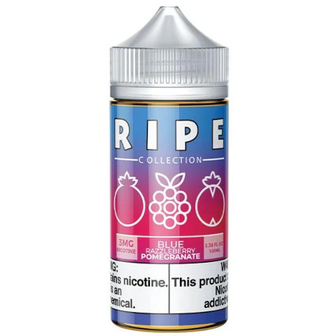Ripe Collection-Blue Razzleberry Pomegranate